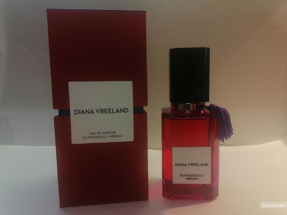 Outrageously Vibrant Diana Vreeland edp 49 мл