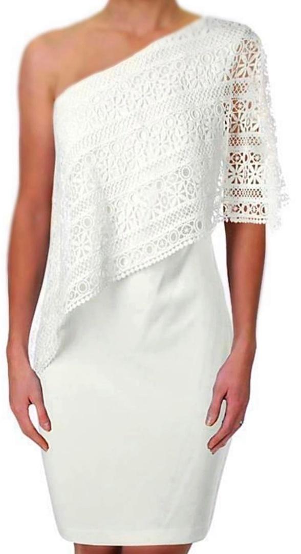 Платье с кружевом от Ralph Lauren М