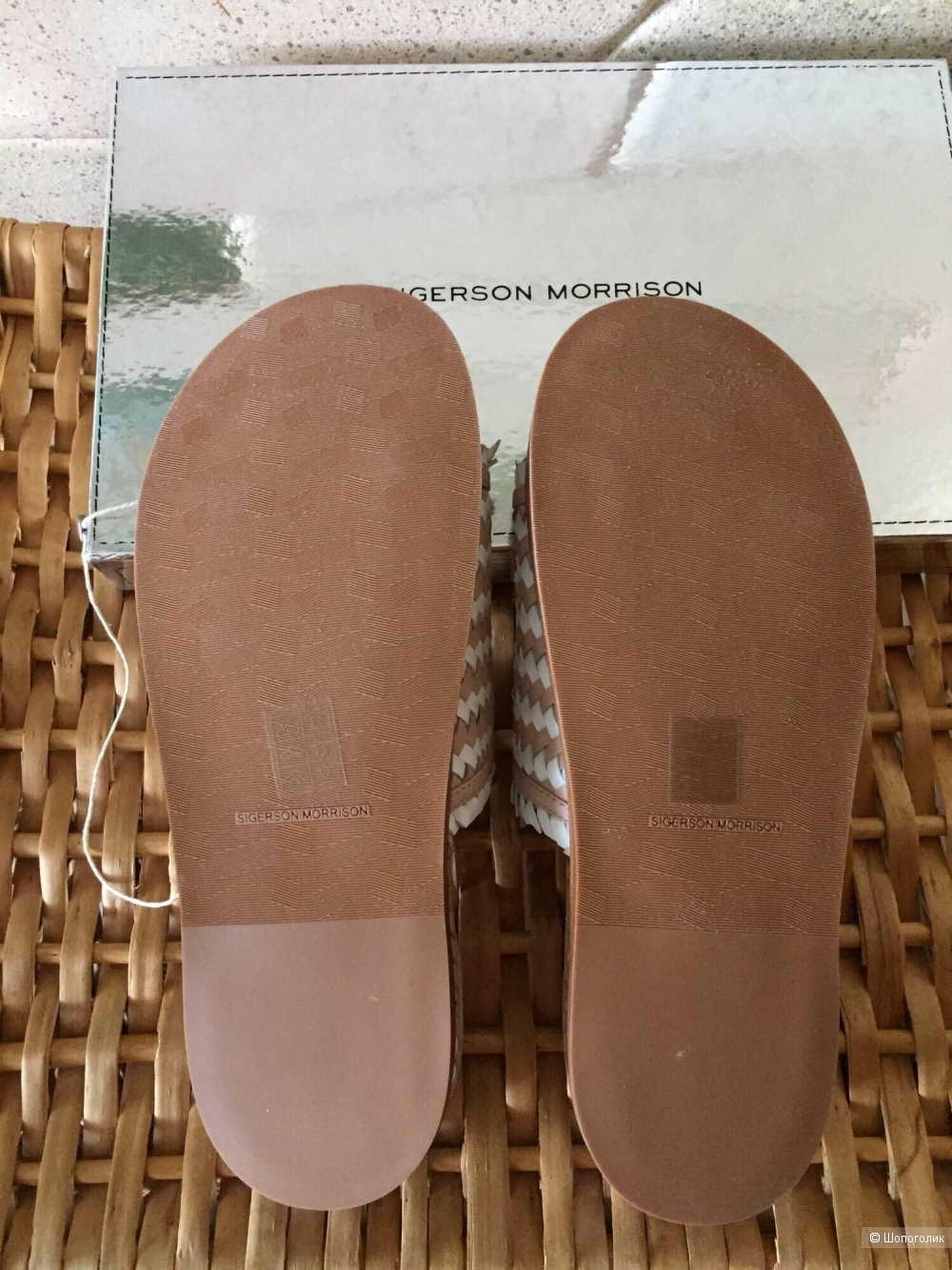 Сандалии пантолеты Sigerson Morrison, размер 39