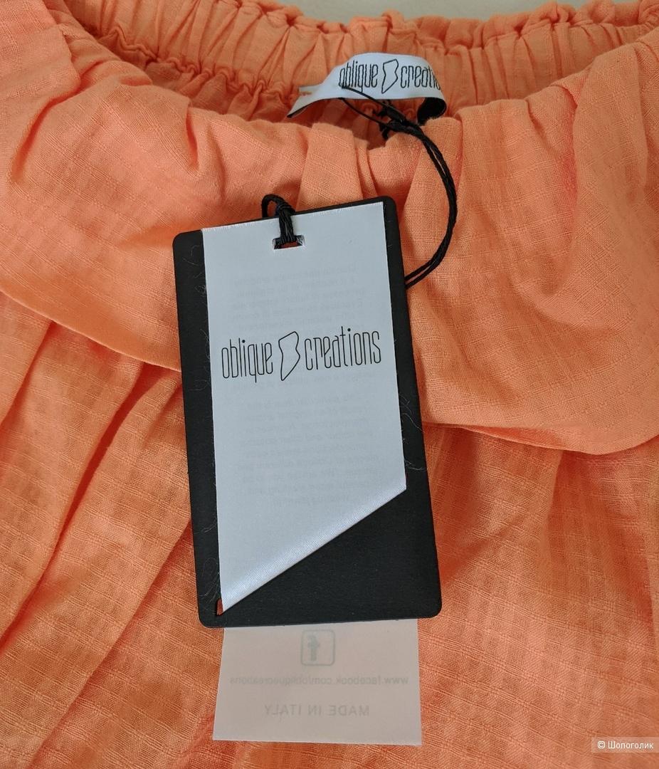 Блуза туника Oblique Creations, р 46