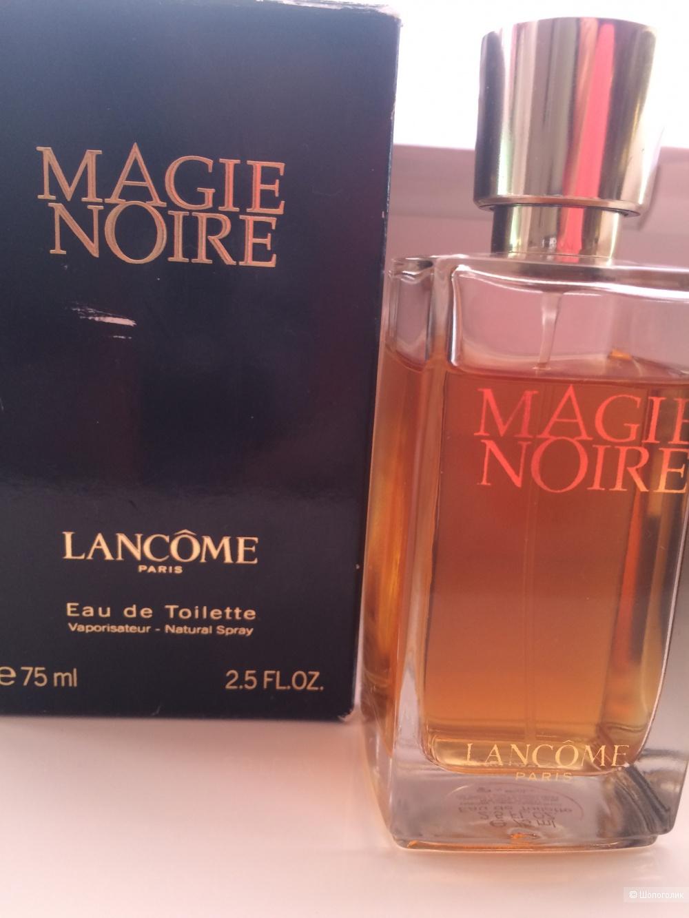 Magie Noire Lancome  EDT, 75 мл.