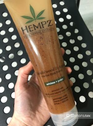 Набор косметики Hempz