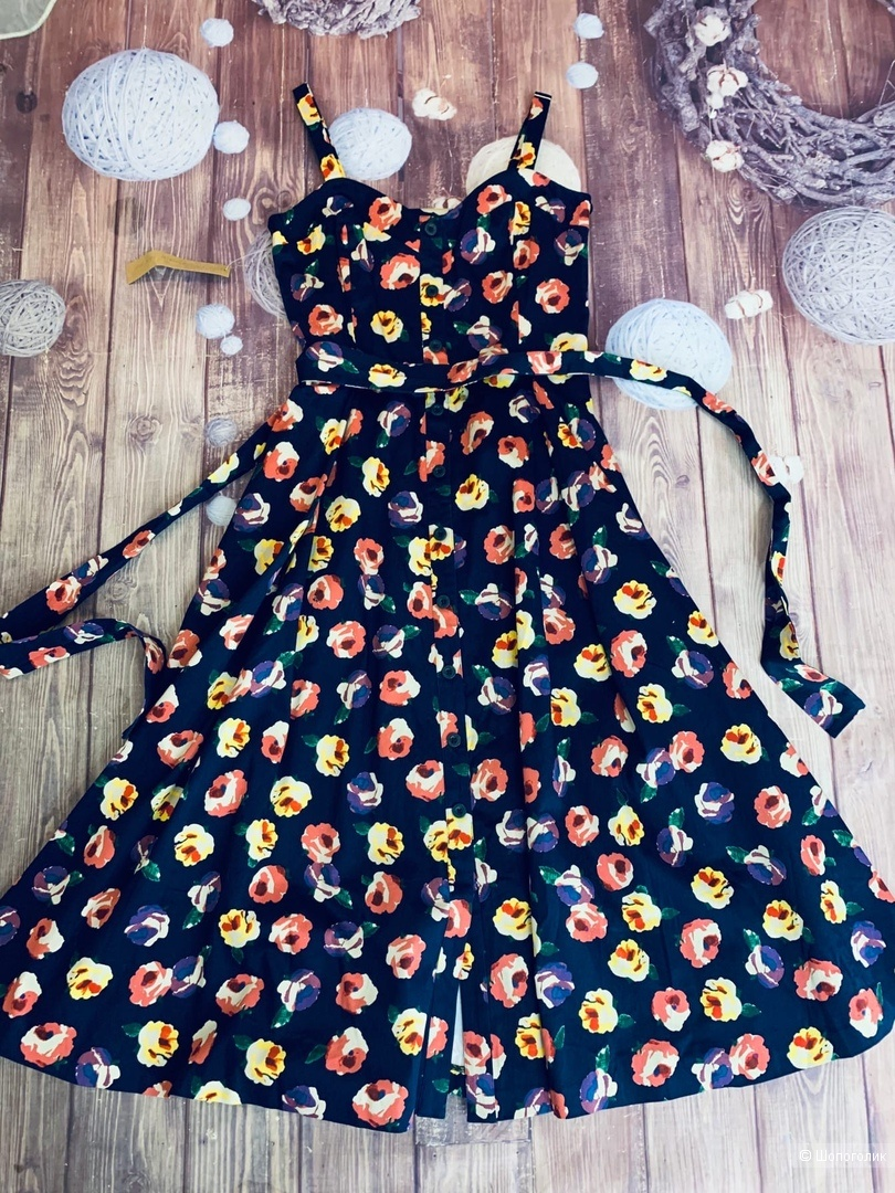 Платье в ретро стиле от Rachel Roy M