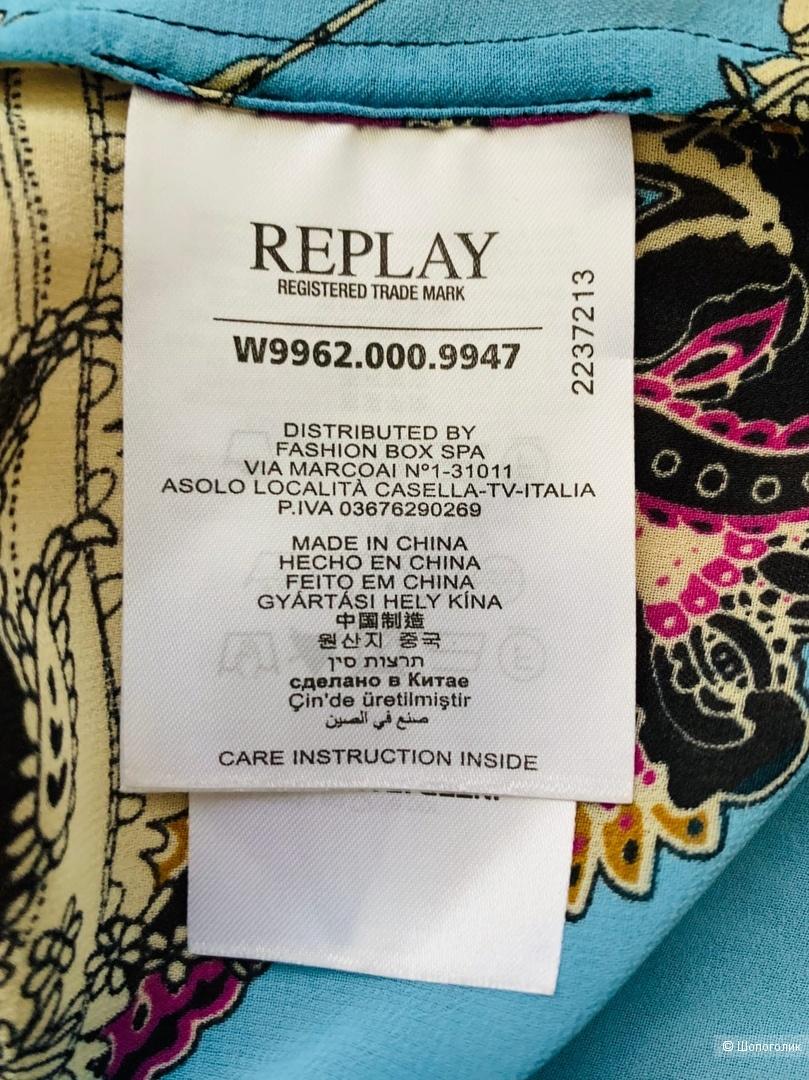 Макси платье от Replay M/L