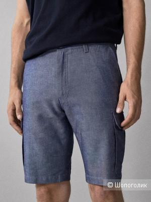 Новые мужские шорты massimo dutti, размер 52/54