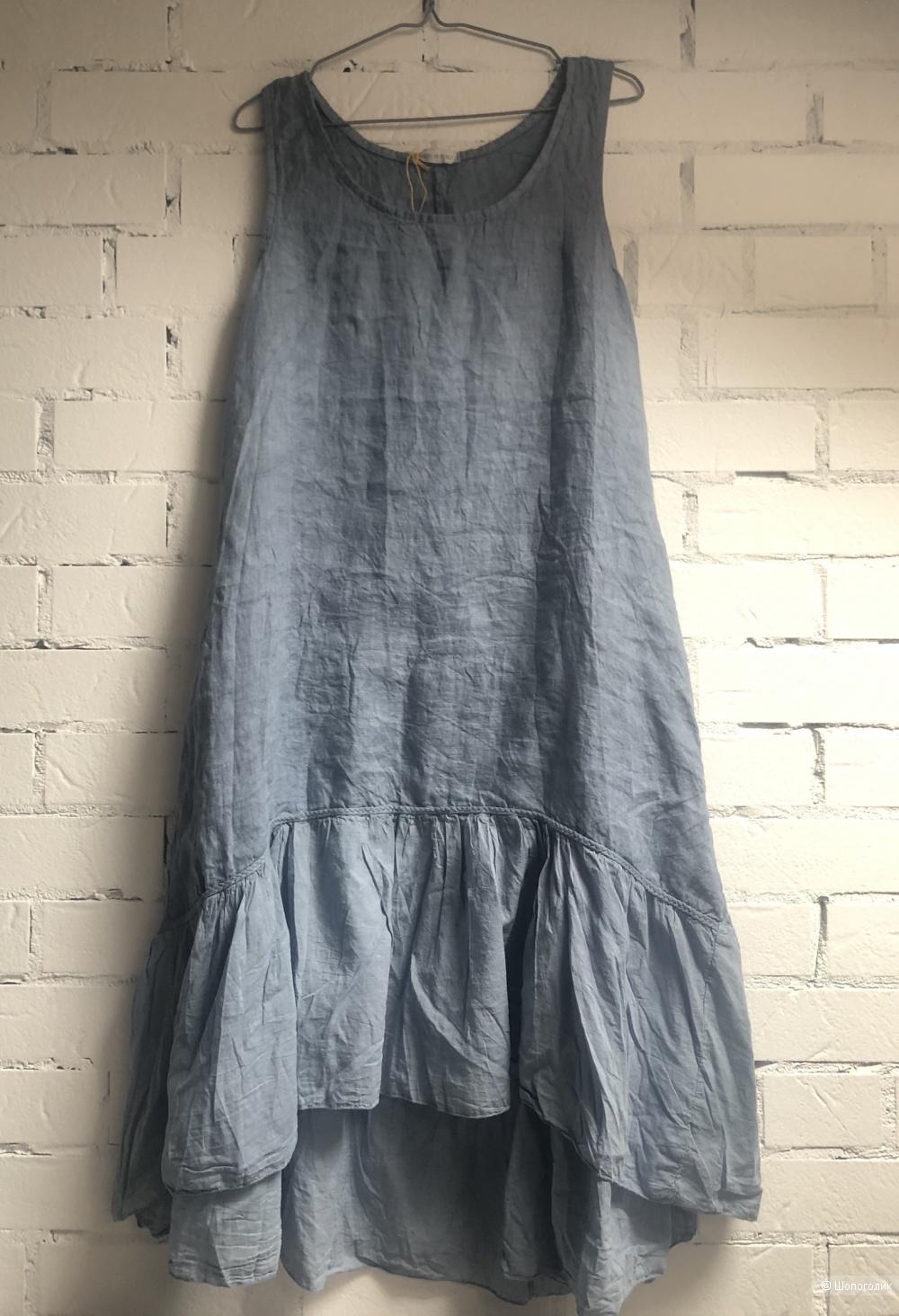 Платье сарафан DENIM ITALY, 44-52