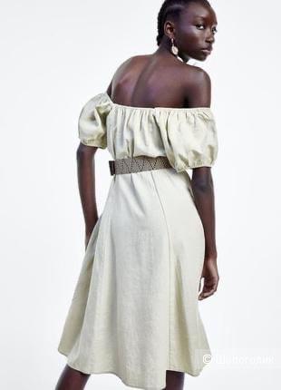 Новое платье Zara (M)