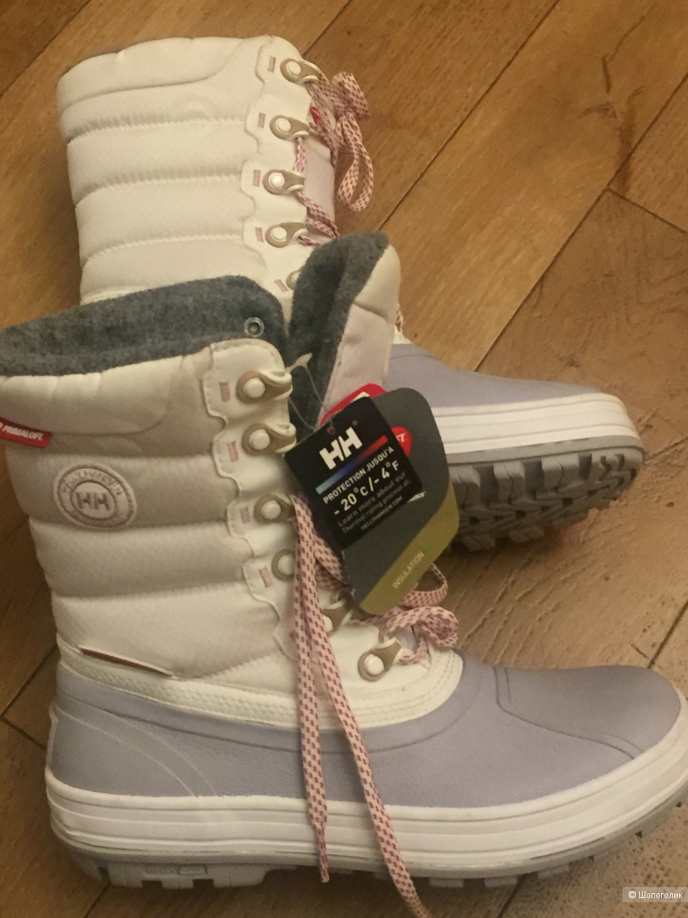 Snow boots HH Tundra 37 раз