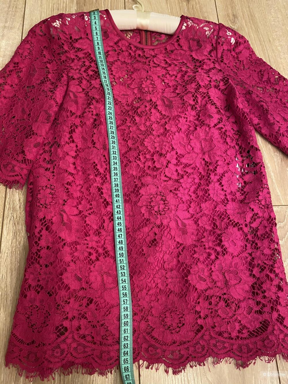 Блузка с топом Dolce&Gabbana на 42-44