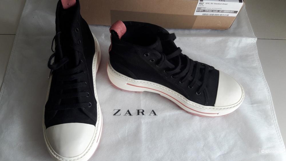 Кеды Zara, 40 размер