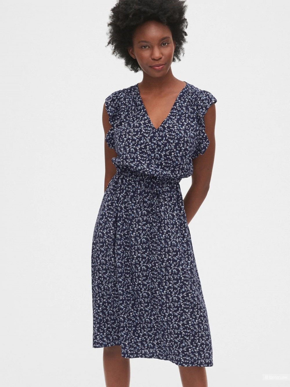 Летнее платье GAP размер S