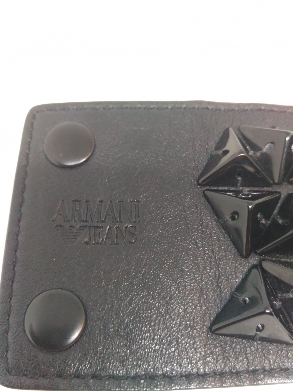 Armani jeans браслет