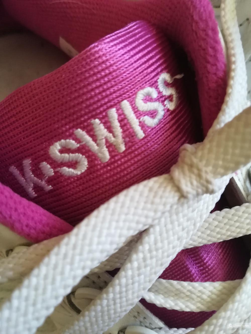 Кеды K Swiss, 38