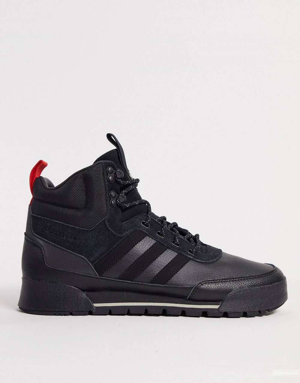 Чёрные ботинки Adidas originals baara EU 43,5