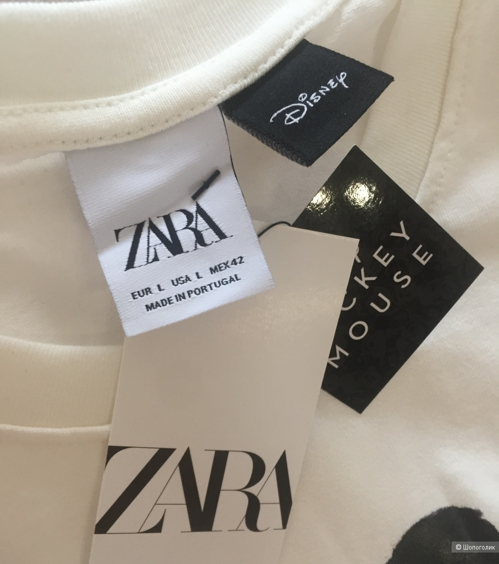 Футболка Zara, размер L