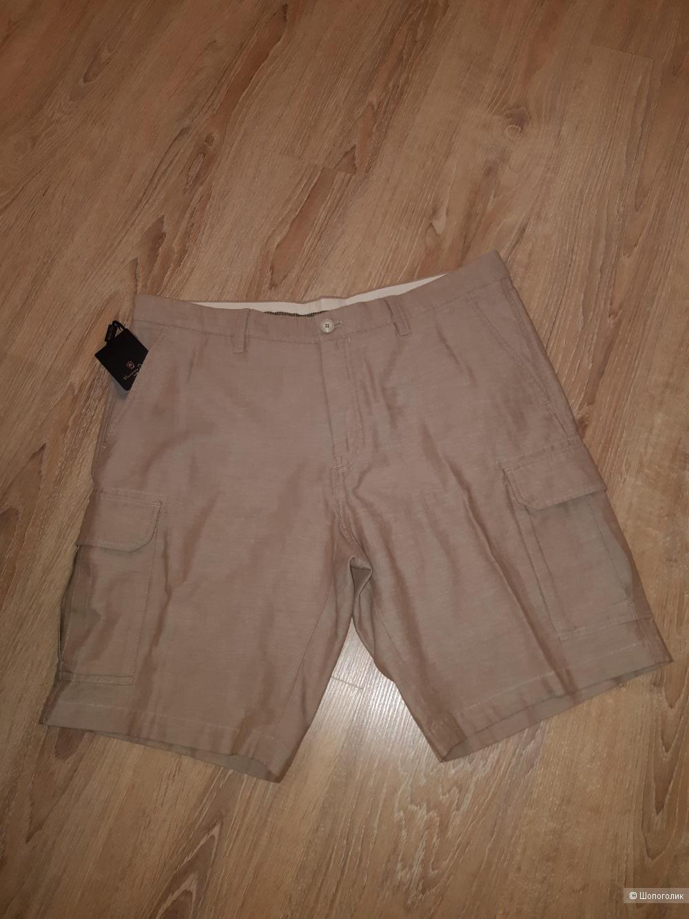 Новые мужские шорты massimo dutti, размер 50/52
