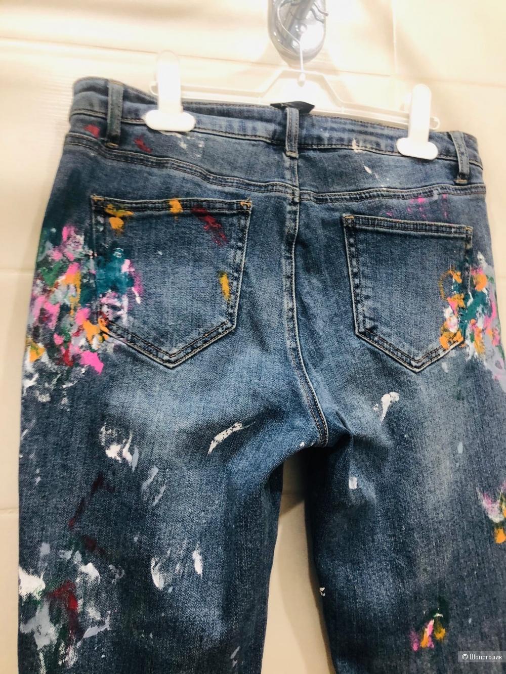 Джинсы Best Connections Mom Jeans.Размер 44-46.