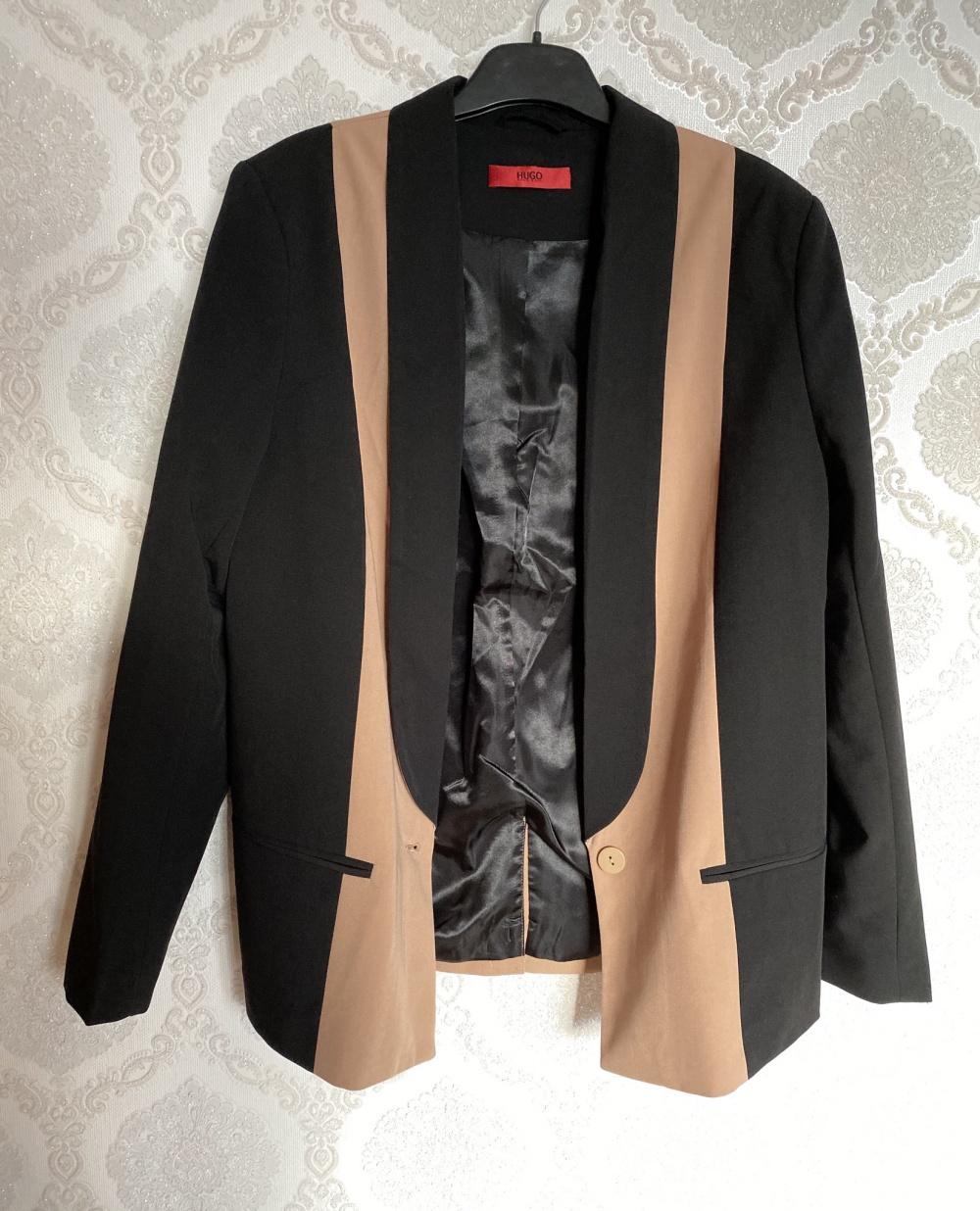 Пиджак жакет Hugo Boss размер 50-52