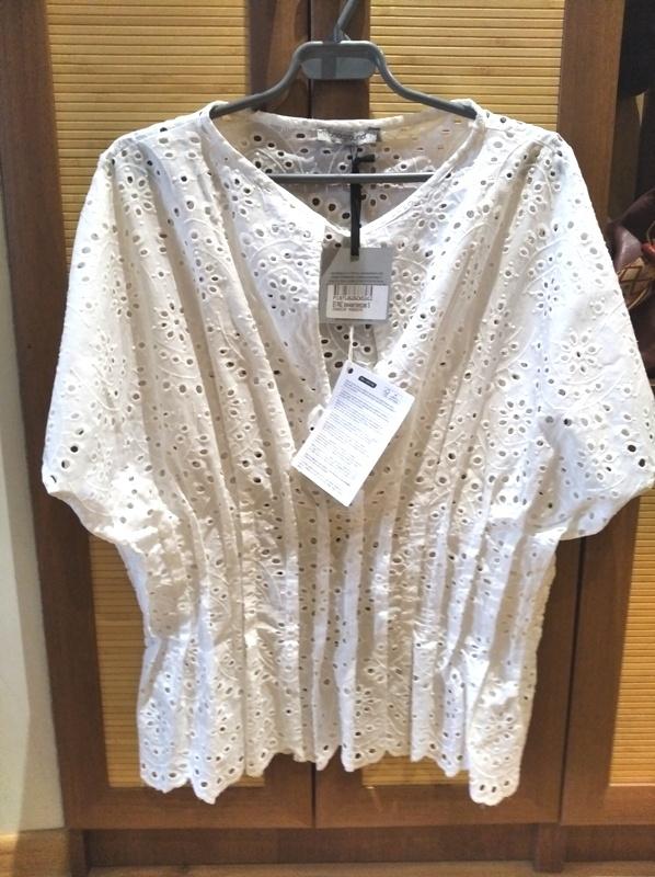 Блузка BACKGROUND на 46 размер