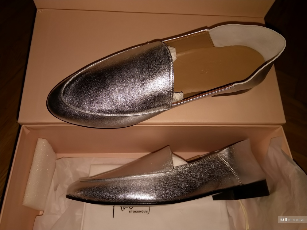 Мокасины-бабуши FLATTERED, размер 36 (EUR 37)
