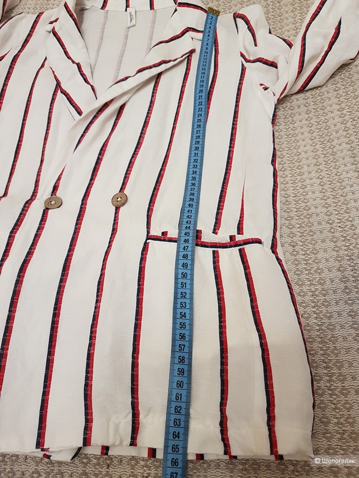 Льняной пиджак Mango XS-S-М