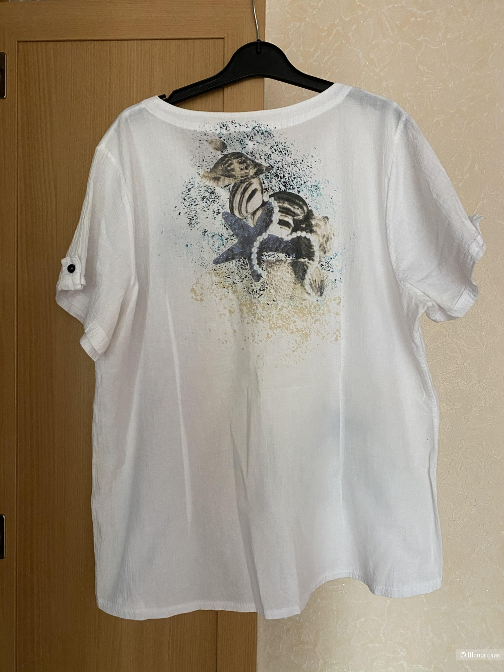 Блуза no name, размер 52-54