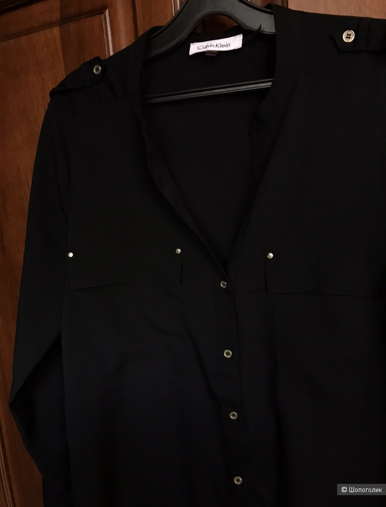 Рубашка-блузка CALVIN KLEIN 44-46р