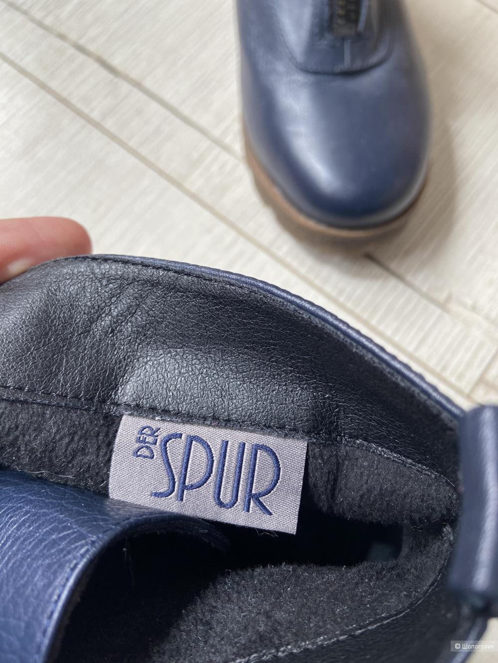 Ботинки Spur, размер 37