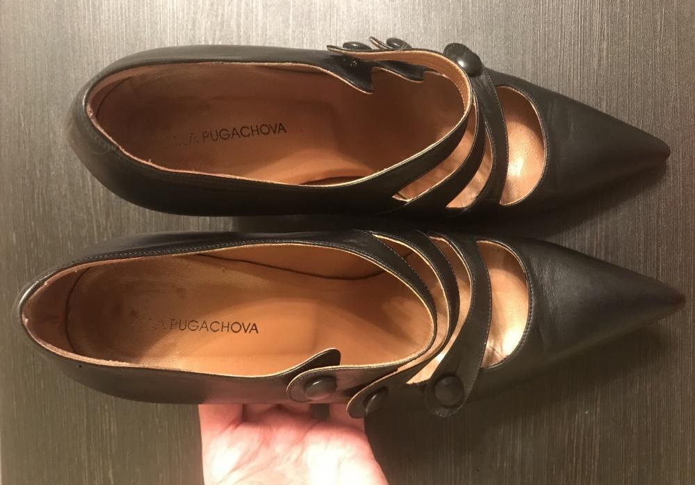 Туфли Alla Pugachova, размер 37