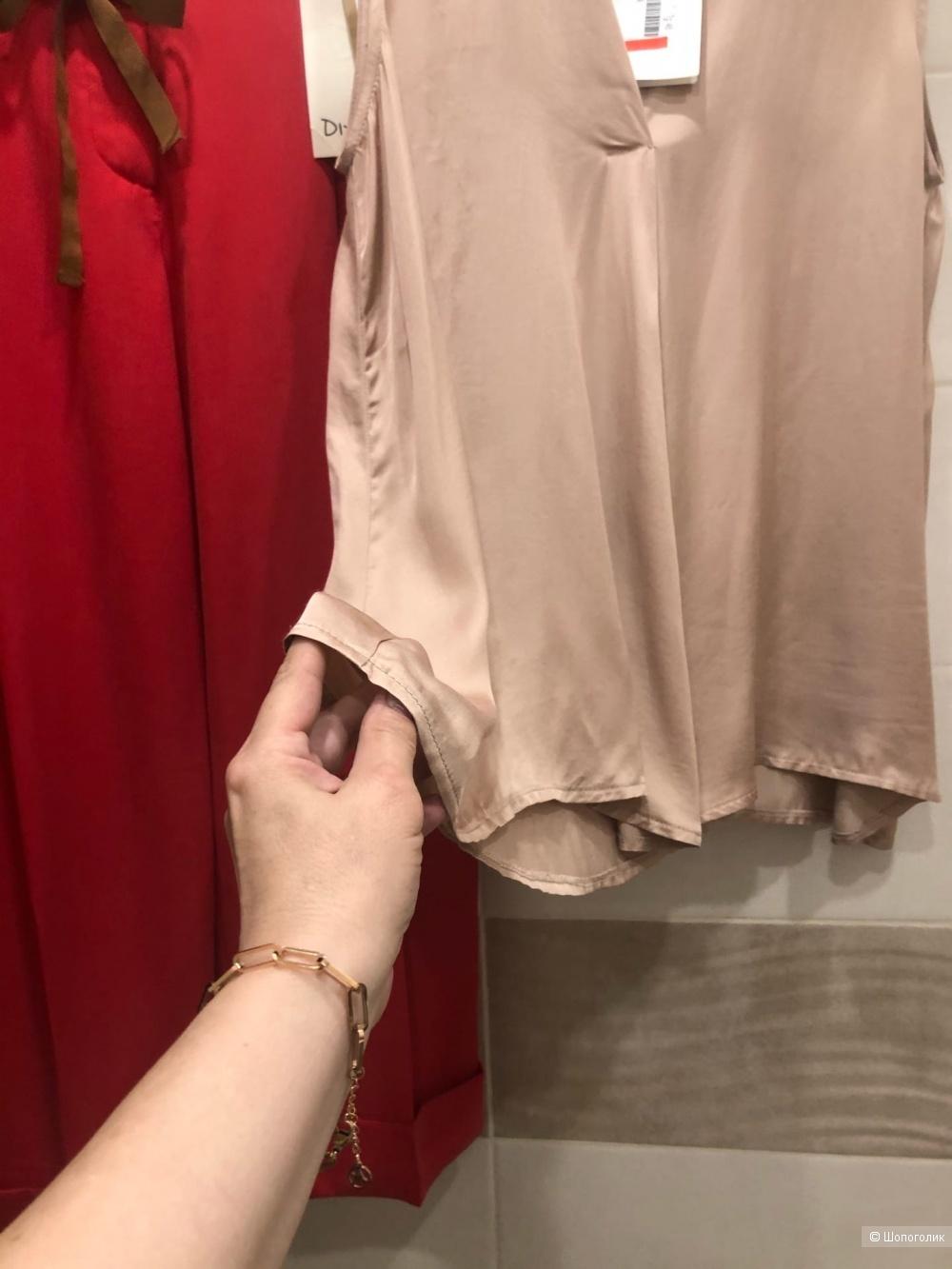 Блузка KARTIKA. Размер 48-50.