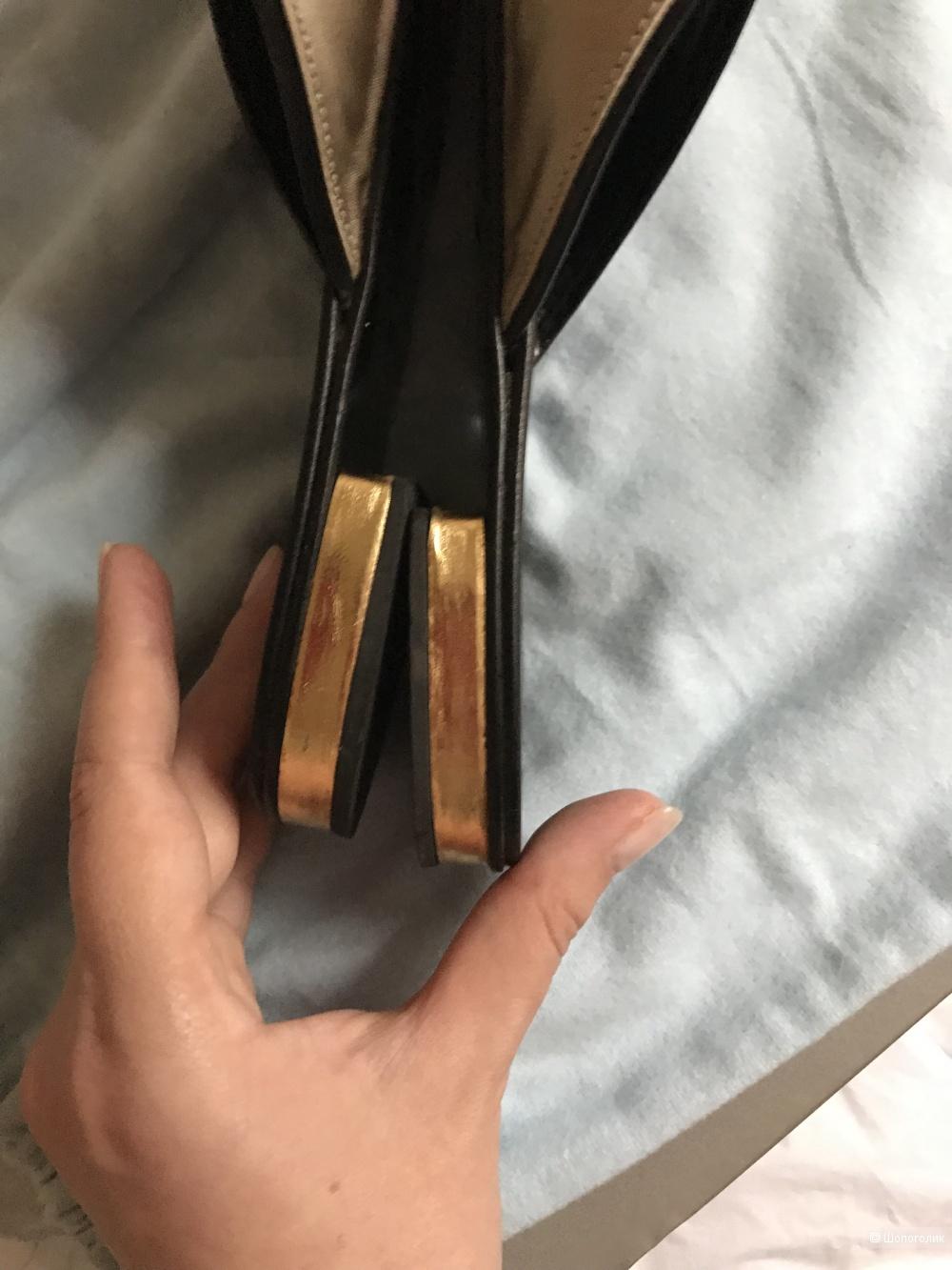 Шлепанцы-сандалии  Roccobarocco,39-40рус