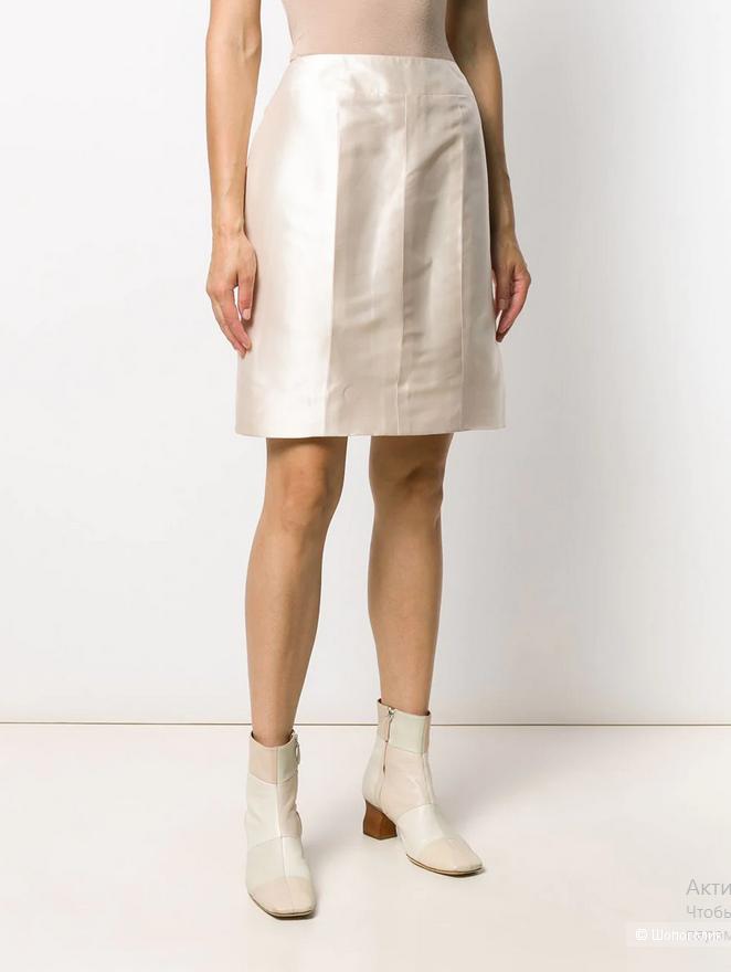 Летняя юбка Bleu Blanc Rouge, Франция, р. 44/46 рос,