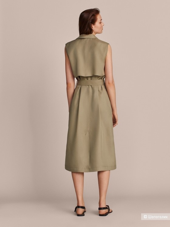 Платье/жилет Massimo Dutti, L