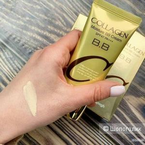 Коллагеновый увлажняющий бб крем Enough Collagen Moisture BB Cream SPF47PA+++, 50ml+++