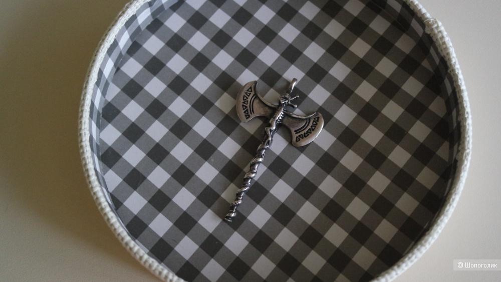 Кулон-подвеска из серебра 925 пр.