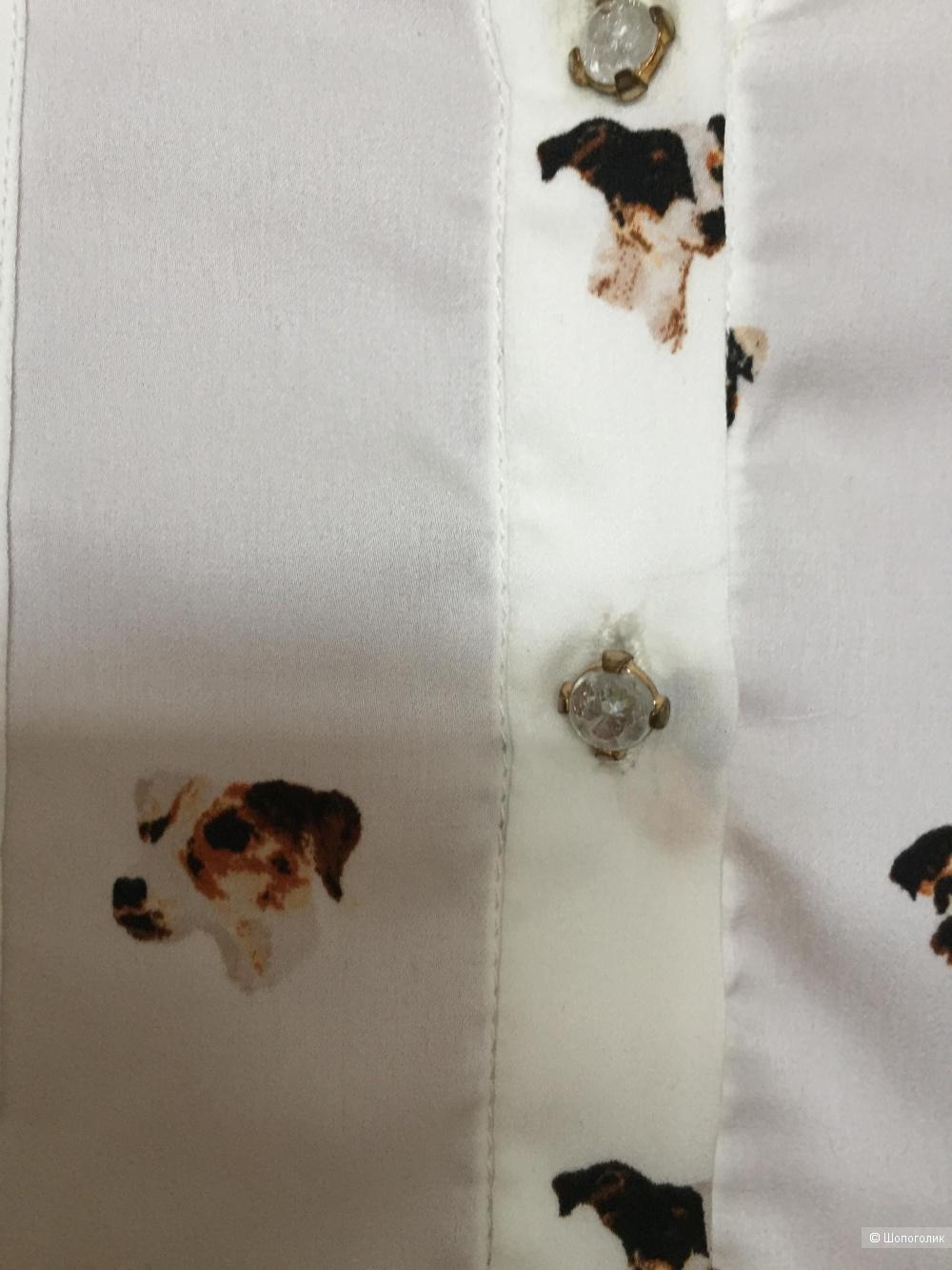 Блузка Zara 46 размер