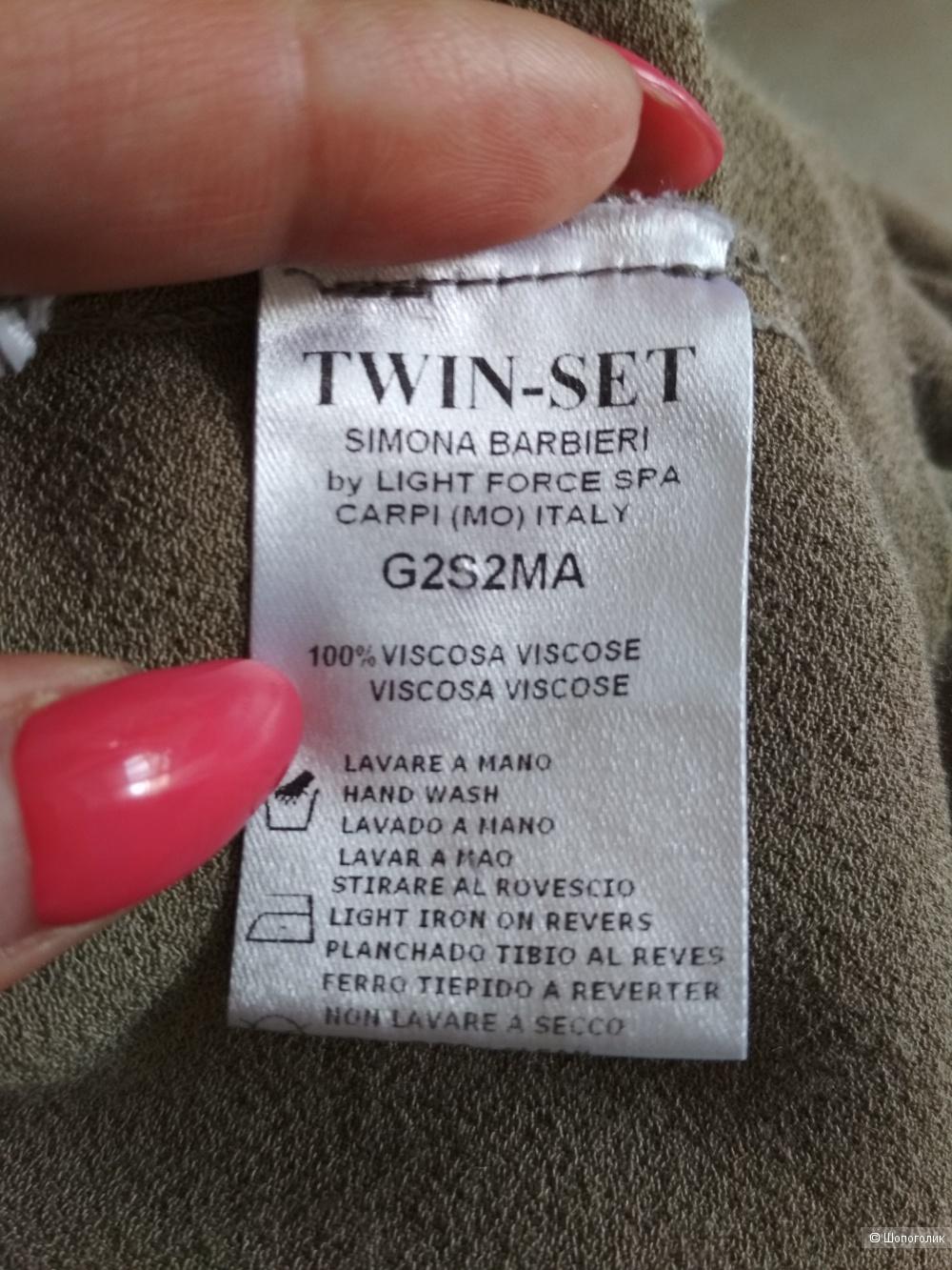 Блуза Twin Set, р. 44