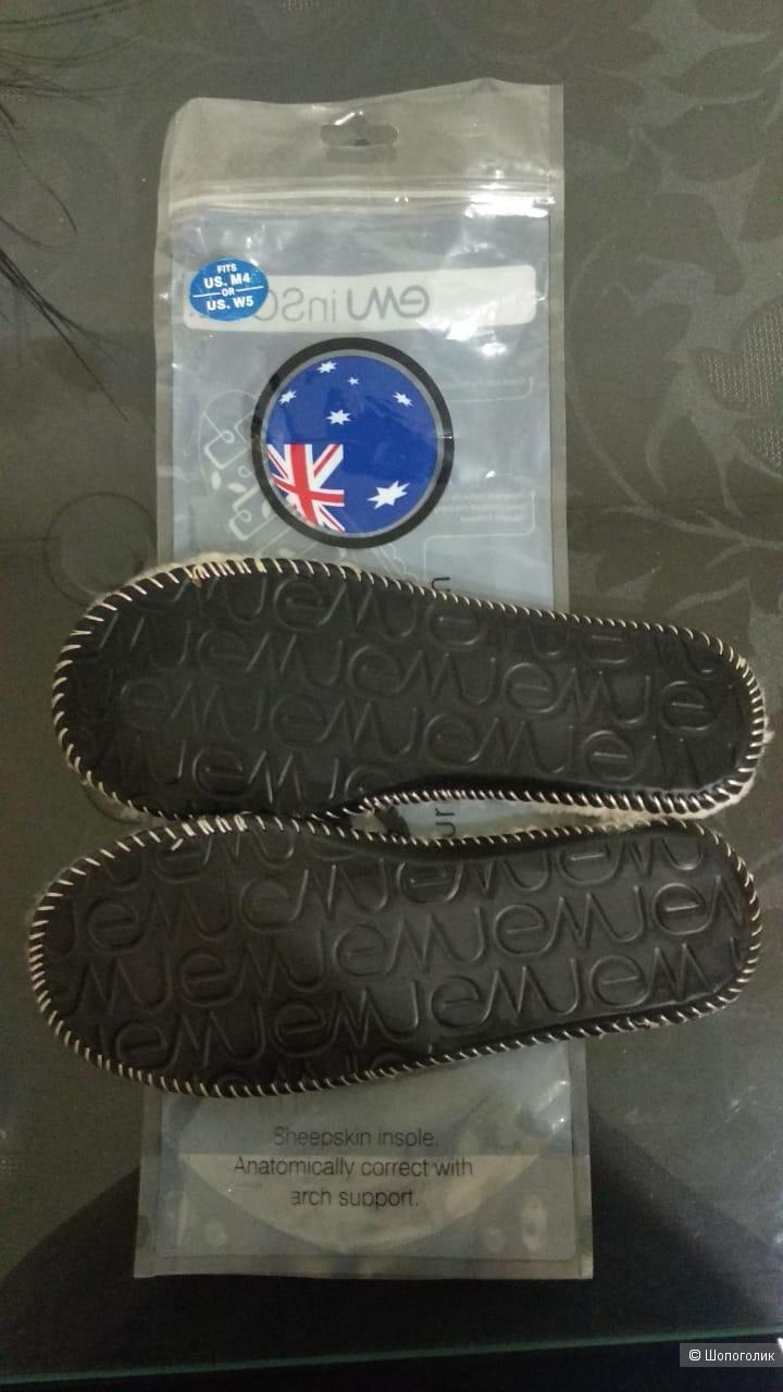 Стельки EMU in SOLE, 35-36 рус