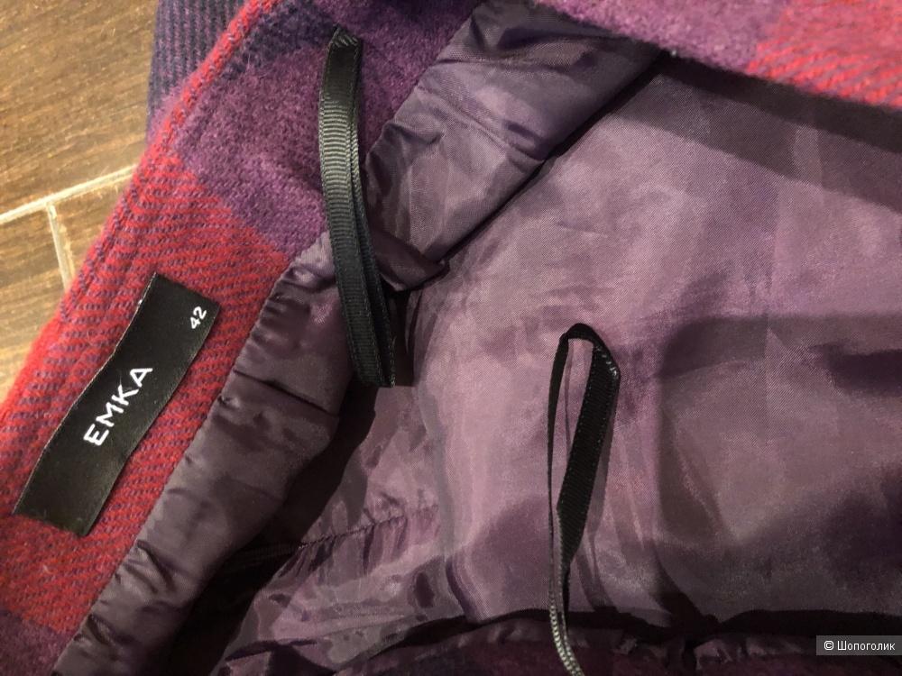 Шерстяная юбка EMKA 42 размер