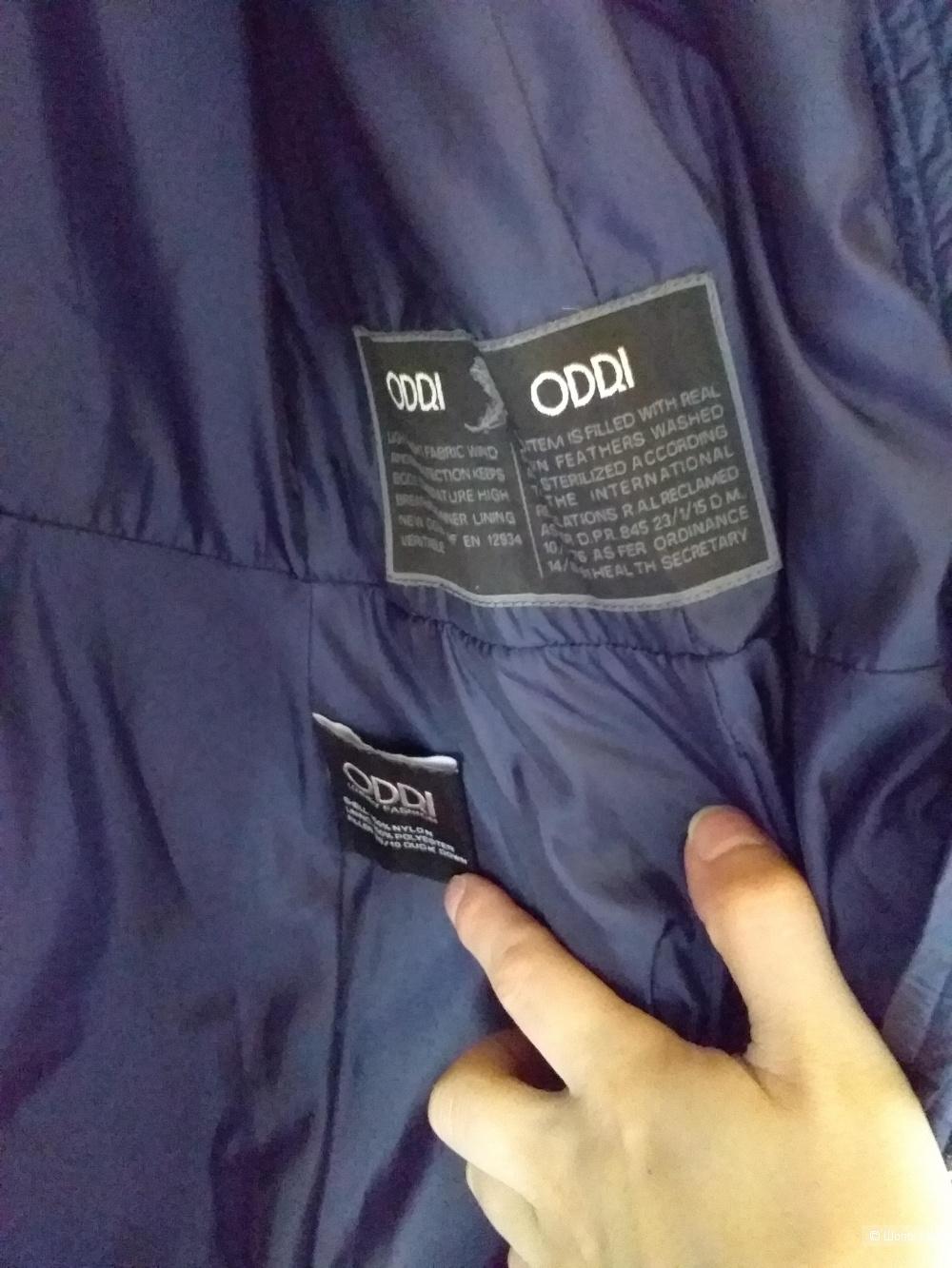 Пальто пуховик Odri 42-44