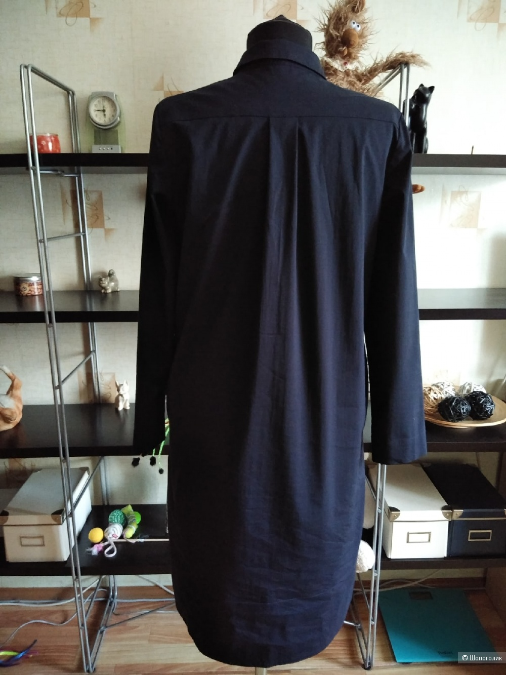 Платье Pompa. Размер: 42 (EUR 36).
