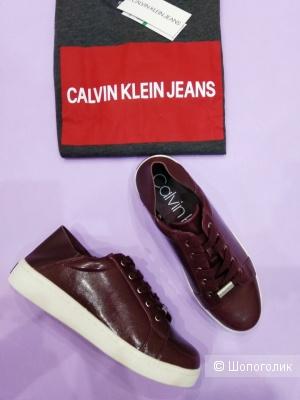 Кеды Calvin Klein 37.5 -38 размер