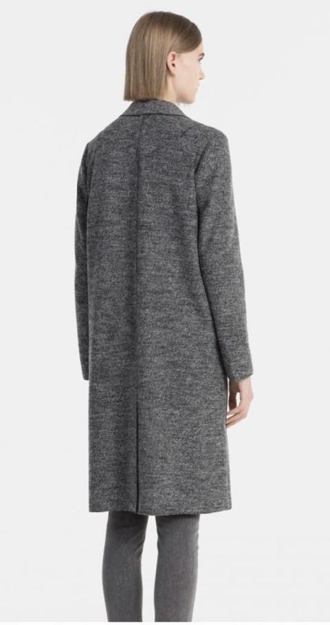 Пальто Calvin Klein, размер 42-44