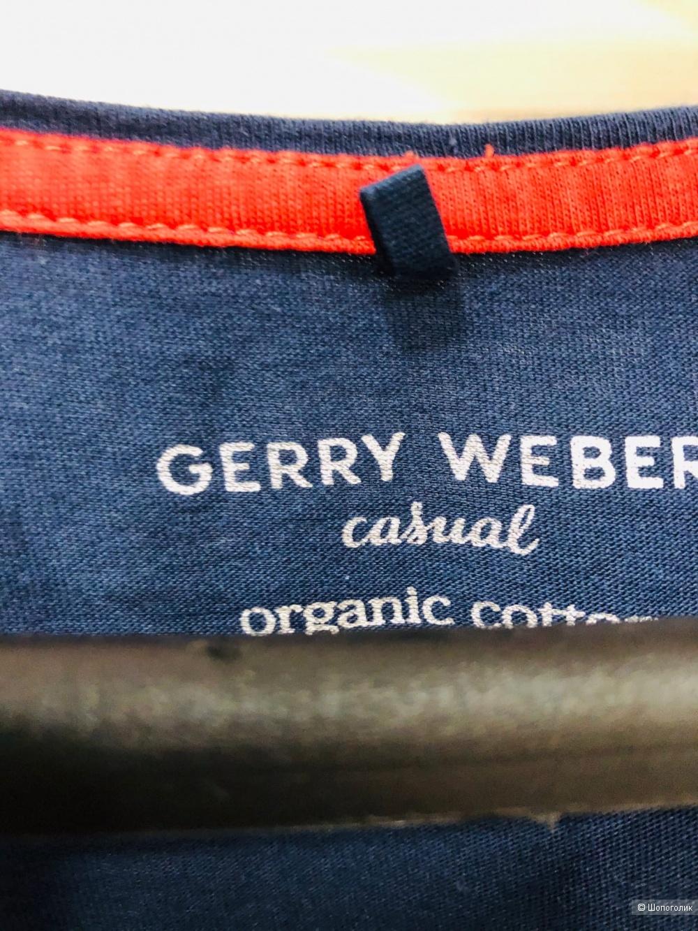 Футболка Gerry Weber.Размер 46-48.