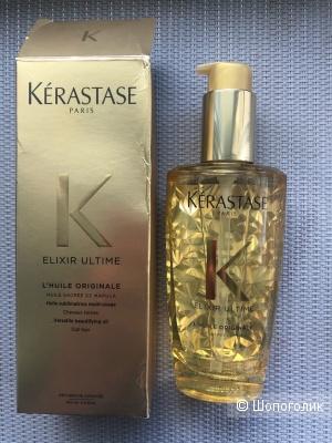 Kerastase Многофункциональное масло-уход Elixir Ultime 100 мл