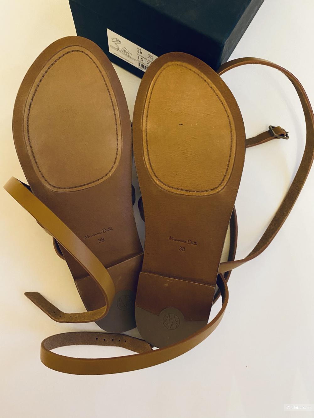 Босоножки Massimo Dutty размер 38