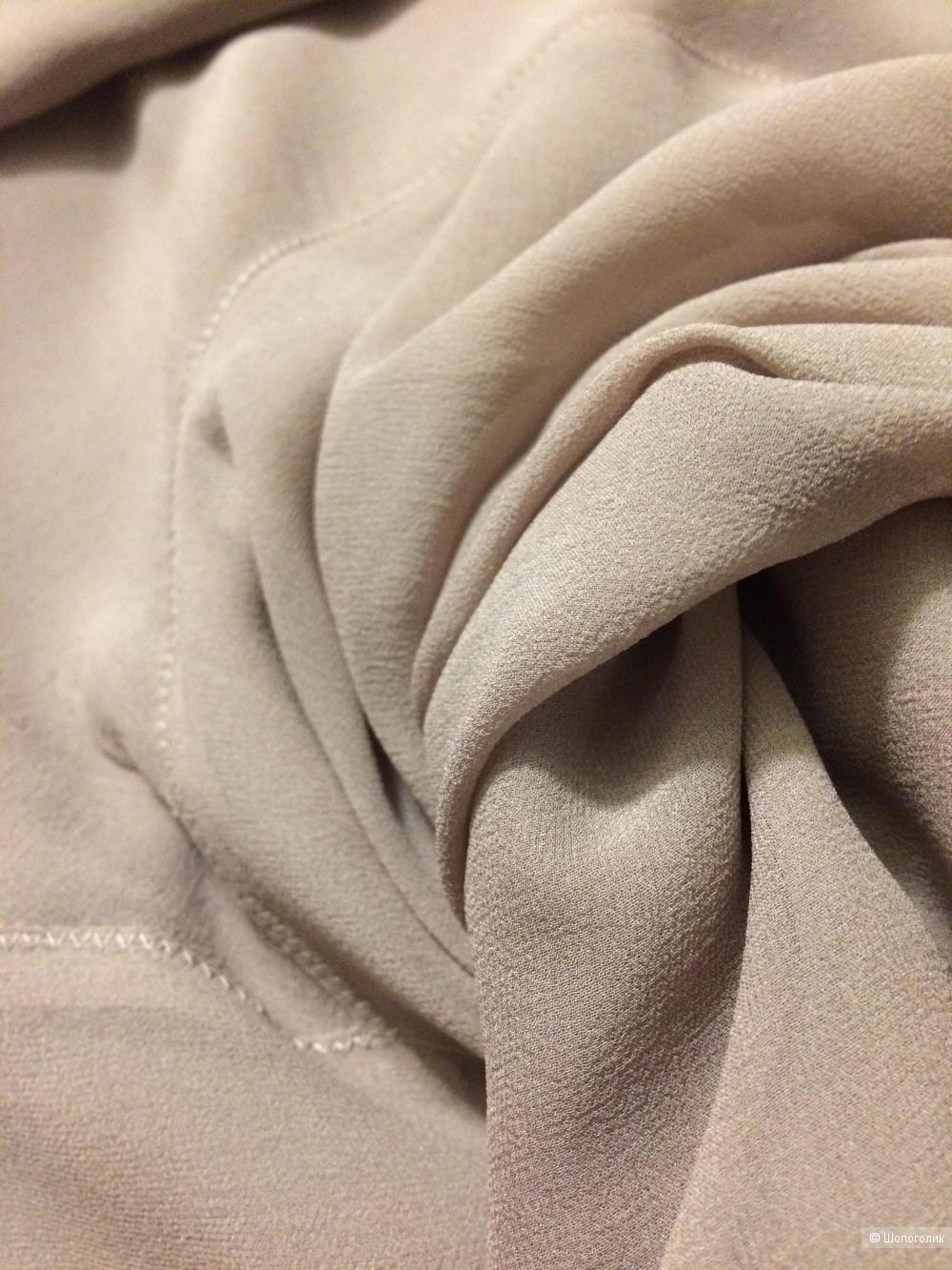 Шелковое платье Ted Baker, 2 (44/46 размер )