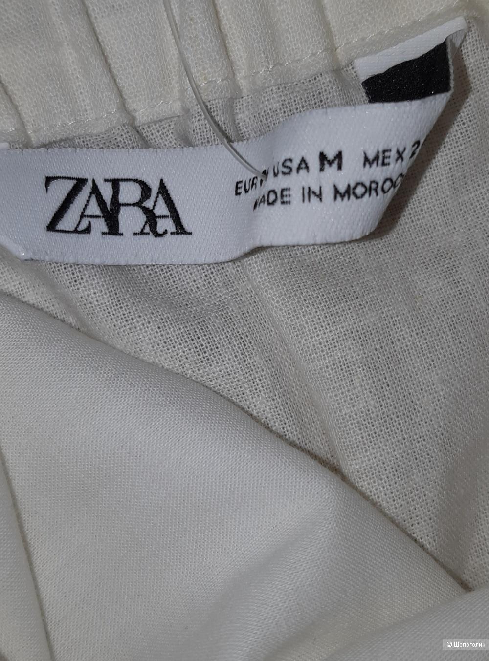 Новый сарафан zara, размер m