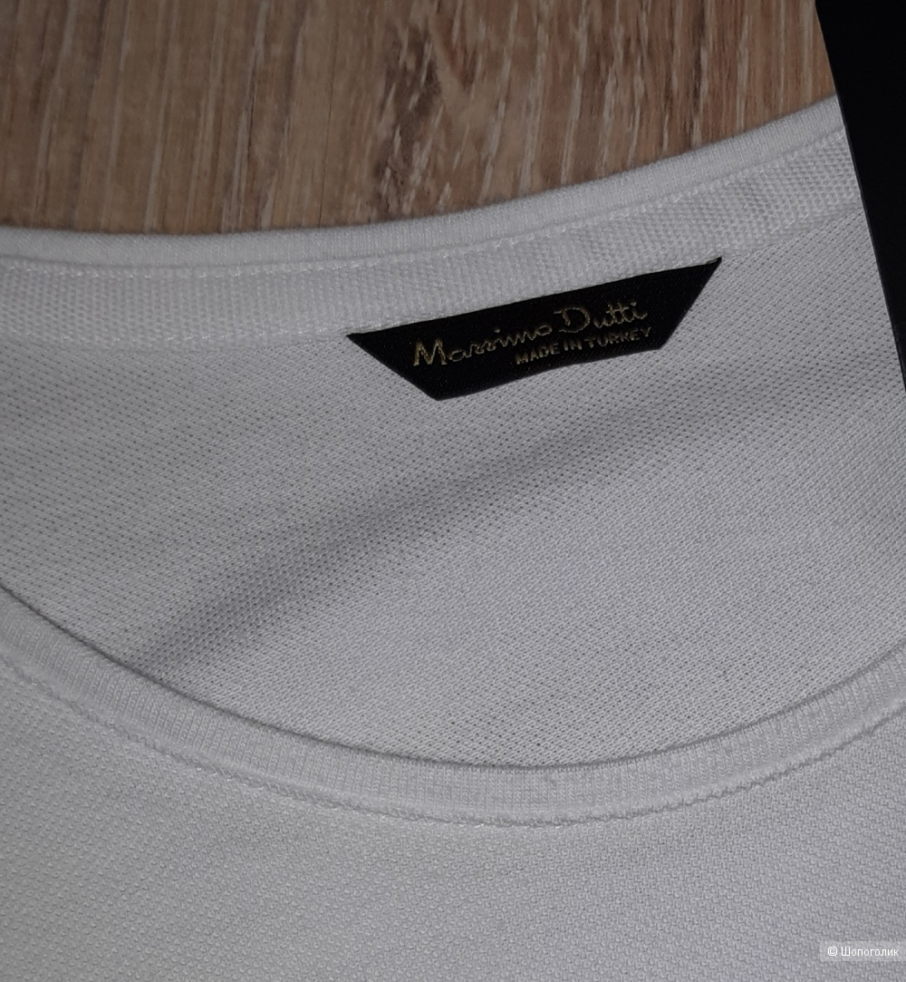 Новая мужская футболка massimo dutti, размер xxl