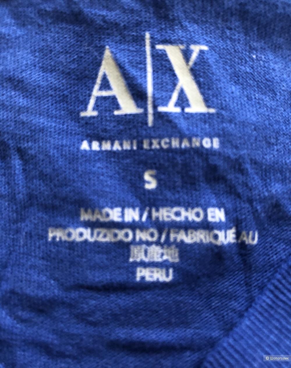 Футболка Armani Exchange размер S ( на 42-44 )